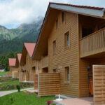 Feriendorf bei Reutte in Tirol